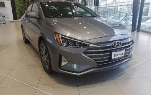 Hyundai Elantra 2020 Sedán Gris TA
