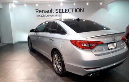 Hyundai Sonata 2017 usado en Benito Juárez