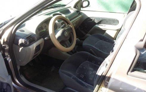 Se vende un Nissan Platina 2006 por cuestiones económicas