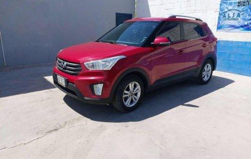 Hyundai Creta 2017 barato en Gómez Palacio