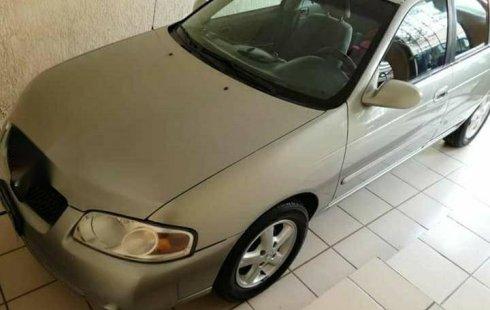 Quiero vender inmediatamente mi auto Nissan Sentra 2006 muy bien cuidado