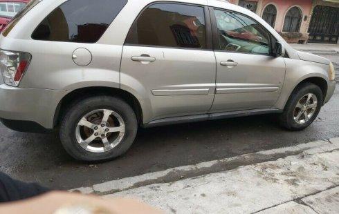 No te pierdas un excelente Chevrolet Equinox 2007 Automático en Nuevo León
