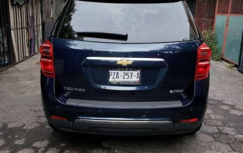 Pongo a la venta cuanto antes posible un Chevrolet Equinox en excelente condicción a un precio increíblemente barato