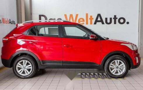 Quiero vender inmediatamente mi auto Hyundai Creta 2018 muy bien cuidado