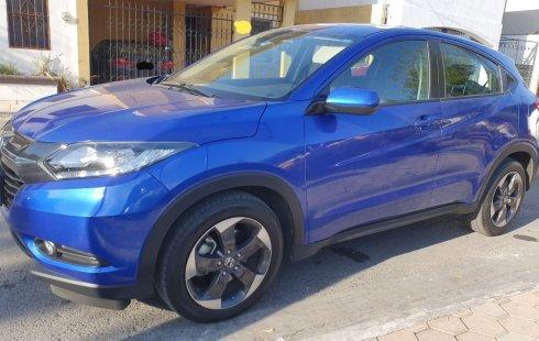 Honda HR-V Touring 2018 Nacional Azul CVT 4 Cilindros 1.8L I-VTEC