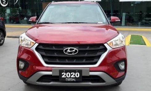 Hyundai Creta 2020 SUV Rojo  GLS TM