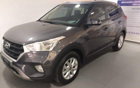 Hyundai Creta 2020 SUV Gris  TA