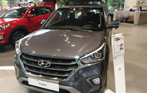 Hyundai Creta 2020 SUV  Gris LIMITED