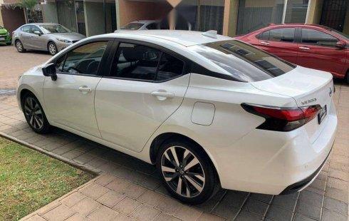 En venta carro Nissan Versa 2020 en excelente estado