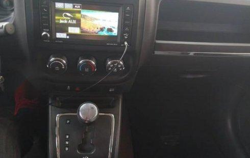 Precio de Jeep Patriot 2016