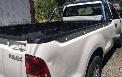 No te pierdas un excelente Toyota Hilux 2012 Manual en Toluca