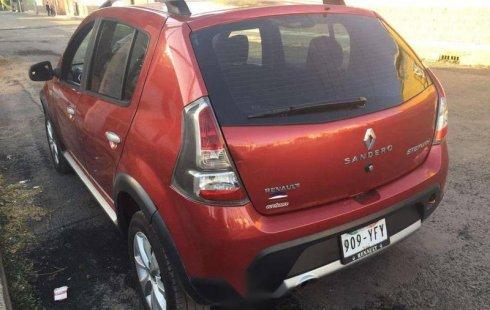 Un Renault Sandero 2012 impecable te está esperando