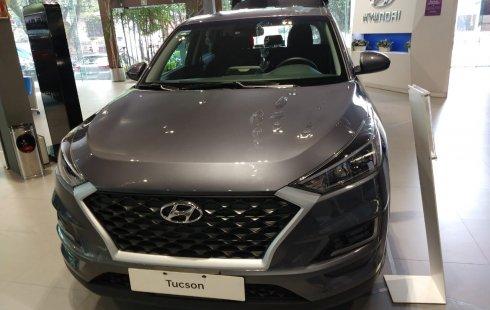 Hyundai Tucson 2020 SUV Gris Gls