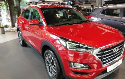 Hyundai Tucson 2020 SUV Rojo Limited