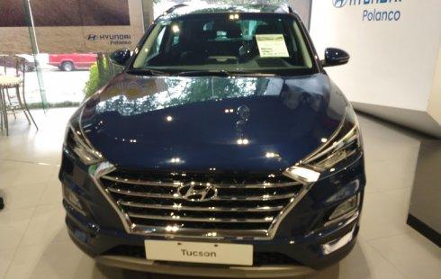 Hyundai Tucson 2020 SUV Azul Limited