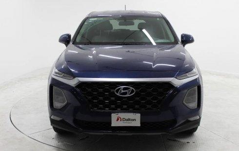 Hyundai Santa Fe 2020 SUV  Azul