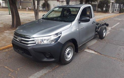 Vendo un Toyota Hilux impecable