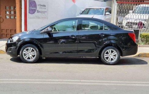 Urge!! Vendo excelente Chevrolet Sonic 2016 Automático en en Tlalpan