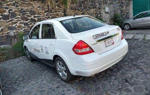 Urge!! Vendo excelente Nissan Tiida 2012 Manual en en Jiutepec