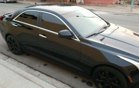 Quiero vender inmediatamente mi auto Cadillac ATS 2013 muy bien cuidado