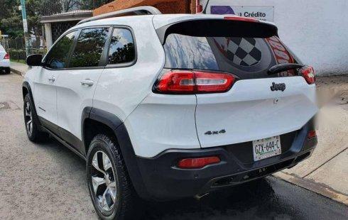 Jeep Cherokee impecable en Tlalpan más barato imposible