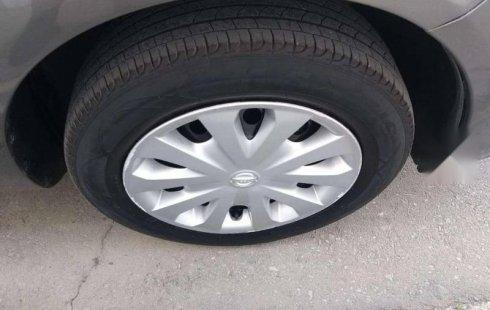 Se pone en venta un Nissan Versa