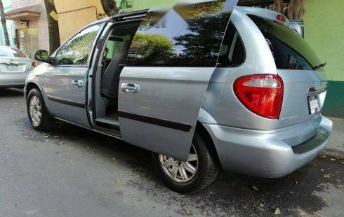 No te pierdas un excelente Chrysler Voyager 2005 Automático en Cuauhtémoc