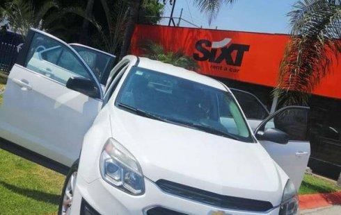 No te pierdas un excelente Chevrolet Equinox 2017 Automático en Zapopan