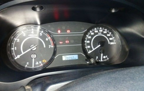 Se pone en venta un Toyota Hilux