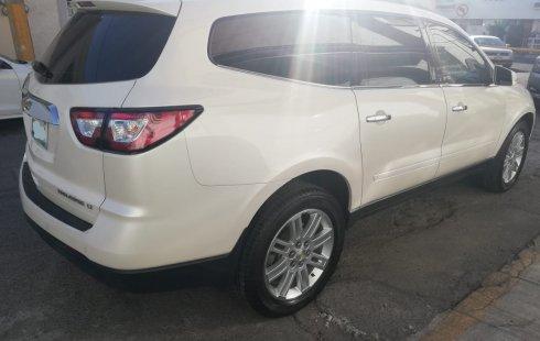 Urge!! Vendo excelente Chevrolet Traverse 2014 Automático en en Puebla