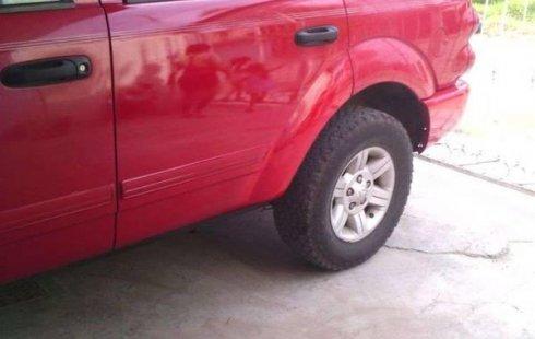 Un excelente Dodge Durango 2005 está en la venta