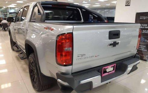 Se pone en venta un Chevrolet Colorado