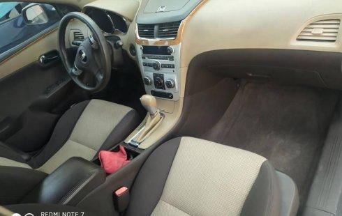 Tengo que vender mi querido Chevrolet Malibu 2008