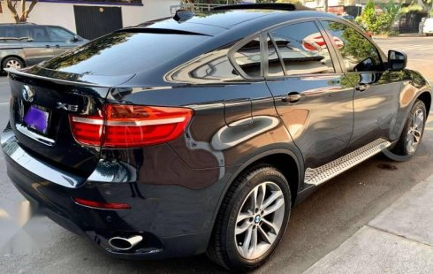 Un excelente BMW X6 M 2013 está en la venta