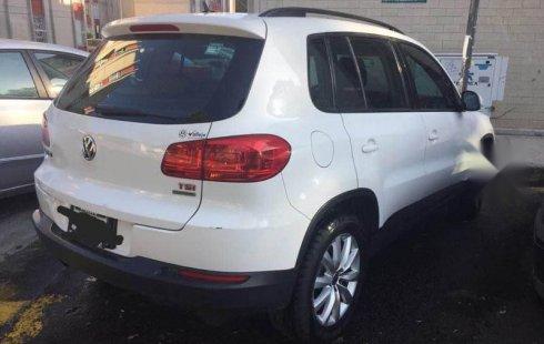 En venta un Volkswagen Tiguan 2014 Automático en excelente condición