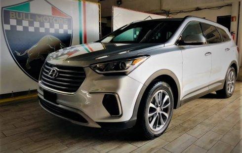 Hyundai Santa Fe 2019 SUV 7 PASAJEROS GLS PREMIUM
