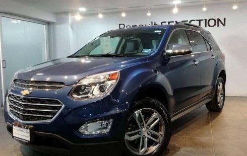 Se vende un Chevrolet Equinox 2016 por cuestiones económicas