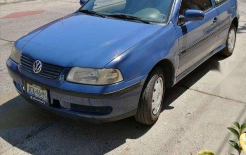 Quiero vender un Volkswagen Pointer en buena condicción