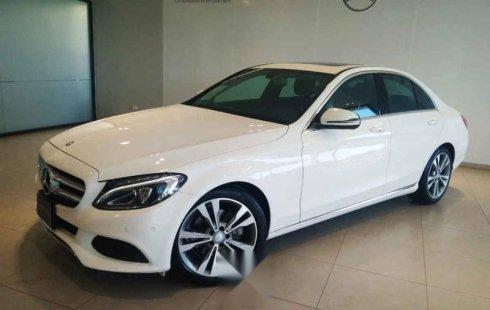 Mercedes-Benz Clase C 2017 barato