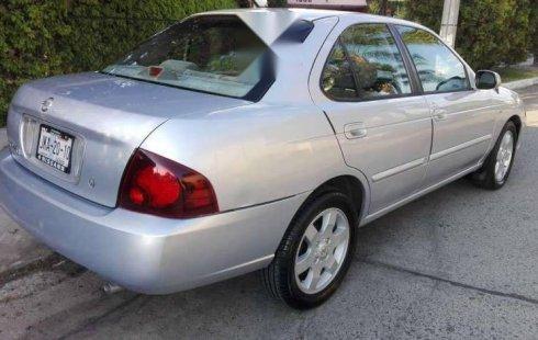 Quiero vender cuanto antes posible un Nissan Sentra 2006