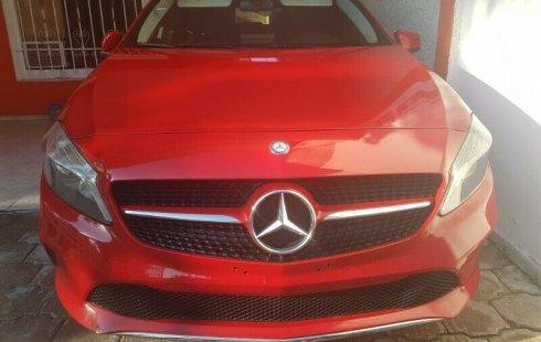 Quiero vender inmediatamente mi auto Mercedes-Benz Clase A 2016