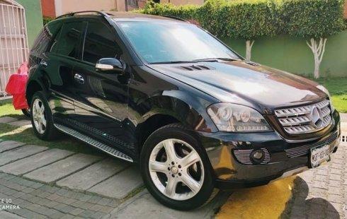 Mercedes-Benz ML 350 impecable en México State más barato imposible
