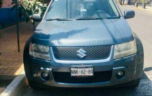 Un excelente Suzuki Grand Vitara 2007 está en la venta