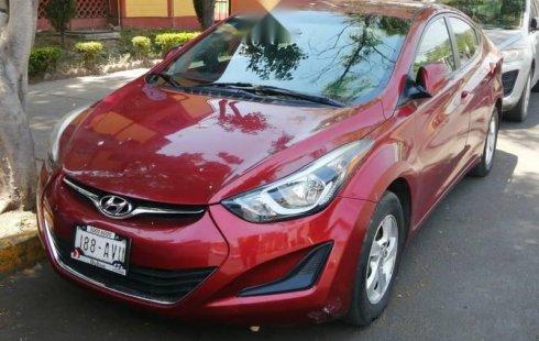 Vendo un Hyundai Elantra