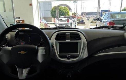 Un carro Chevrolet Beat 2020 en Zapopan