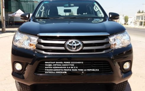 Impecable Hilux 2019 Puebla