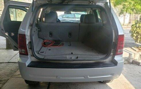 Tengo que vender mi querido Jeep Grand Cherokee 2006