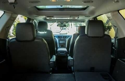 Quiero vender inmediatamente mi auto Chevrolet Traverse 2012 muy bien cuidado