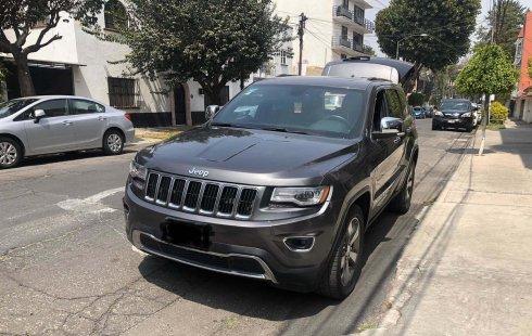Se vende urgemente Jeep Grand Cherokee 2014 Automático en Benito Juárez