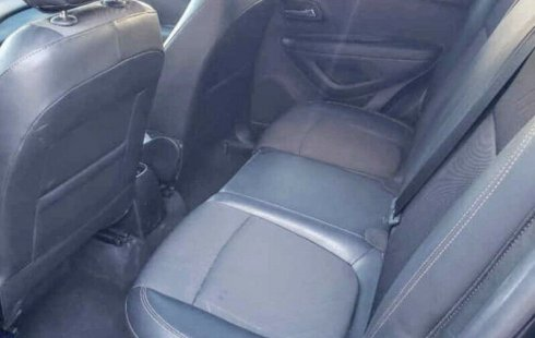 Chevrolet Trax impecable en Nuevo León más barato imposible